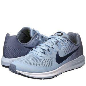Nike Women's AIR Zoom Structure 21 WIDE 904704 400